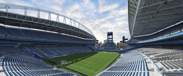 CenturyLink Field (Seattle Sounders FC, Major League Soccer)