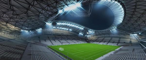 Stade Vélodrome (Olympique de Marseille, Ligue 1)
