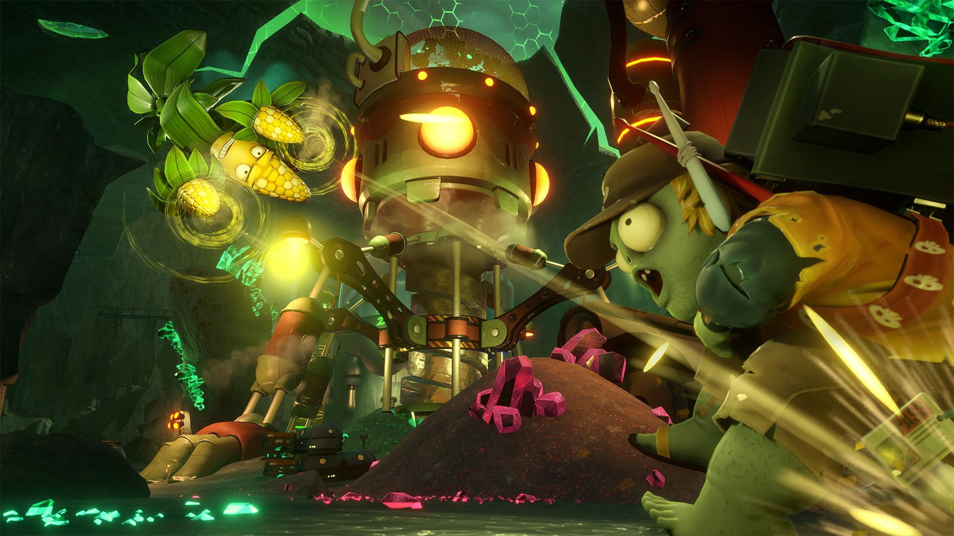 Plants vs. Zombies: Garden Warfare 2 gets free maps, quests, balance ...