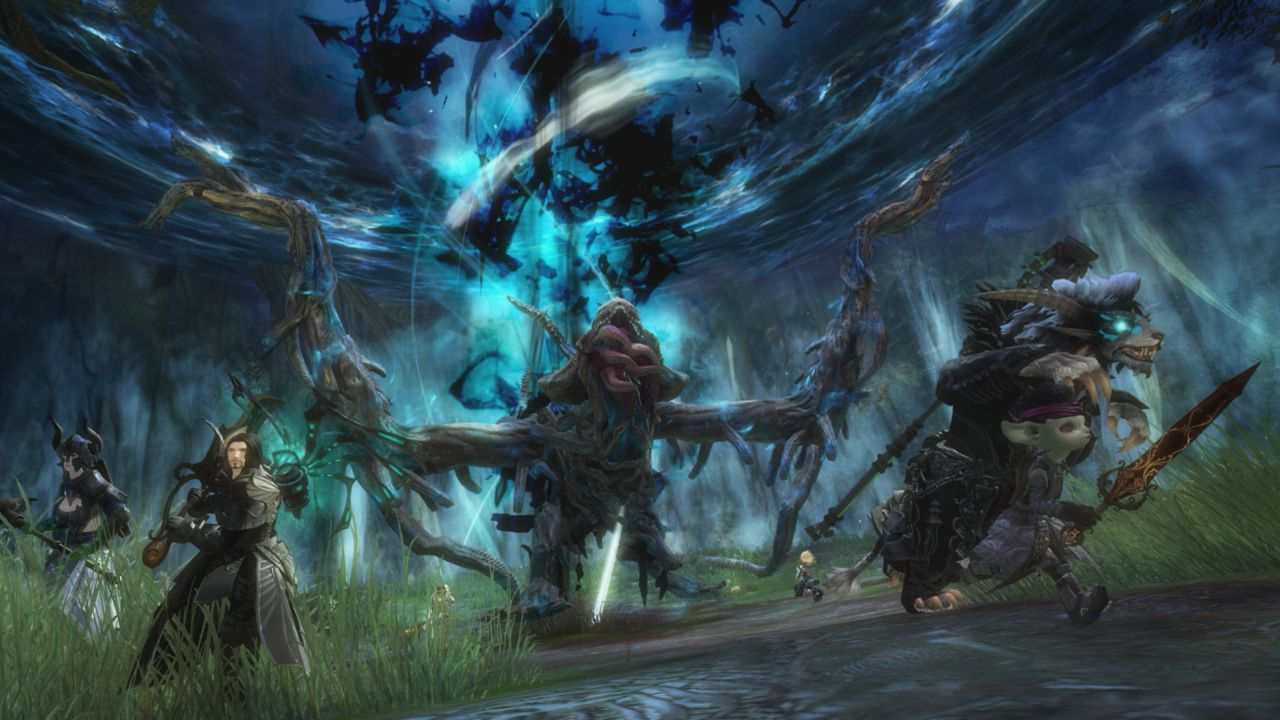 Best MMOs: All our free and paid favourites on PC, PS4, and