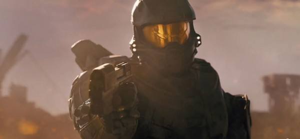 "Halo TV series is ""well into shooting the first season"""