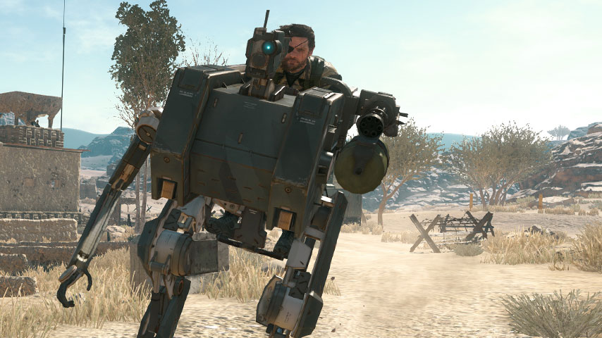 Metal Gear Solid 5 The Phantom Pain 5s PC System Requirements