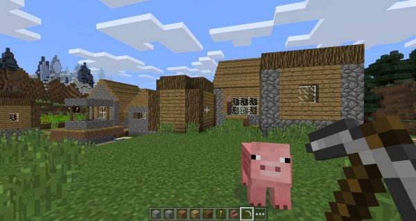 Minecraft Wii U Edition Confirmed Coming December 17 Update Vg247