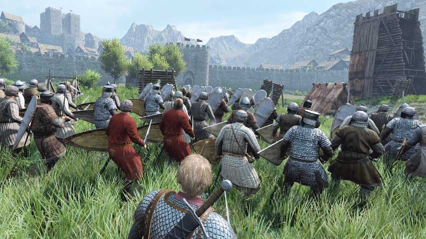 Mount Blade 2 Bannerlord Review Clumsy Inelegance Will Never Hold Back This Ambitious Pocket World Vg247