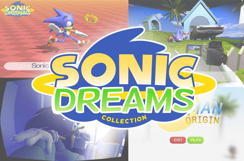 sonic_dreams_collection
