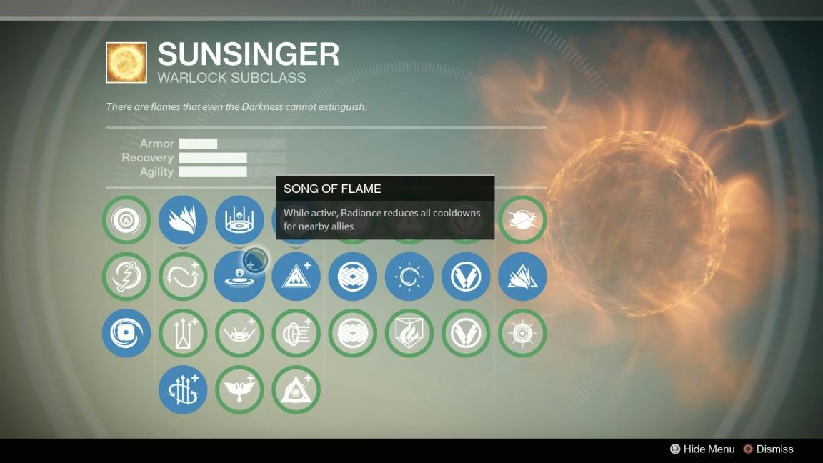 sunsinger setup