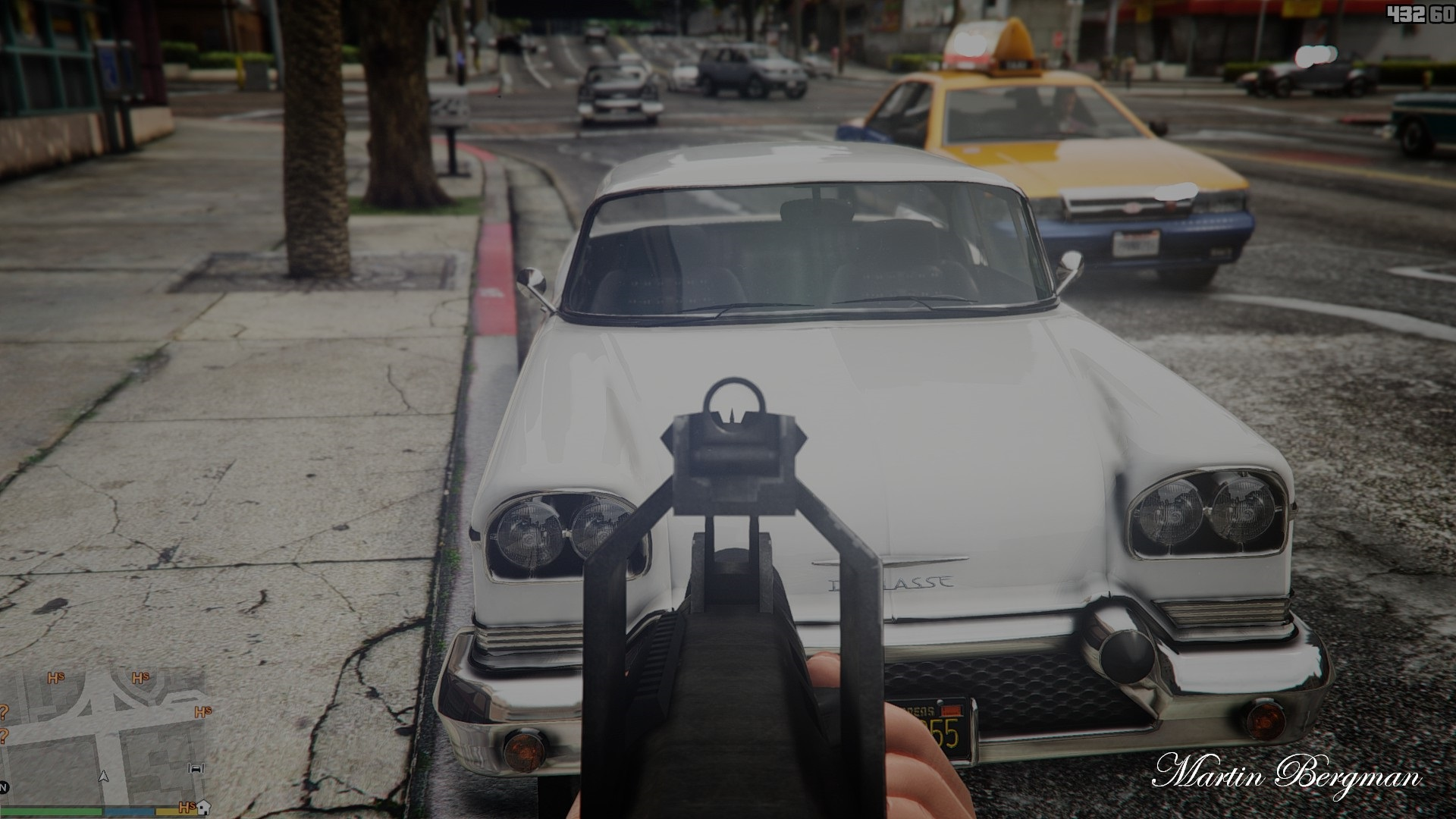 GTA Mod Makes Game Look Nearphotorealistic VG - Guy takes pictures showing just realistic grand theft auto v looks