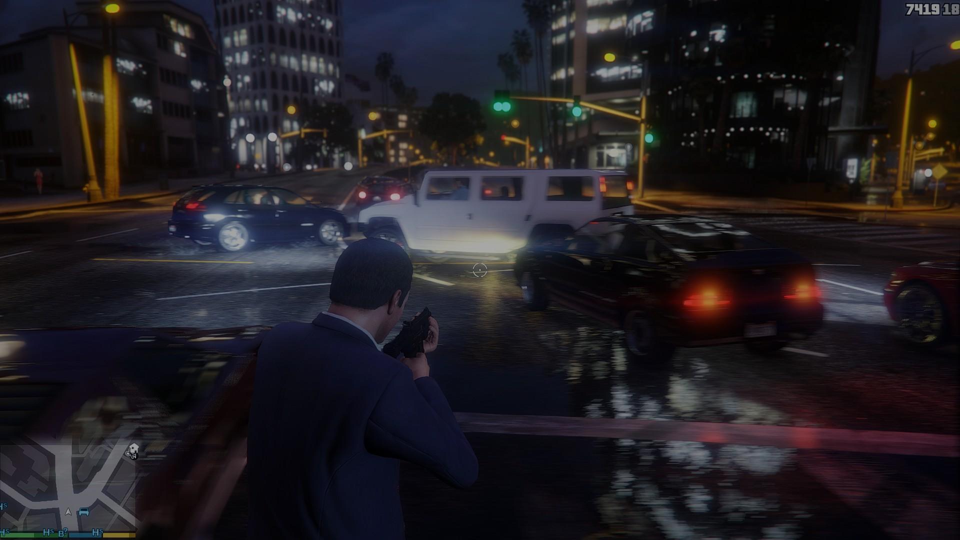 GTA 5 mod makes game look near-photorealistic - VG247