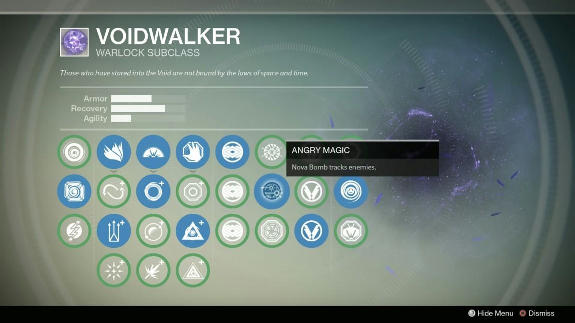 voidwalker setup