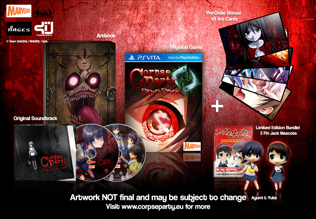 corpse party ps4
