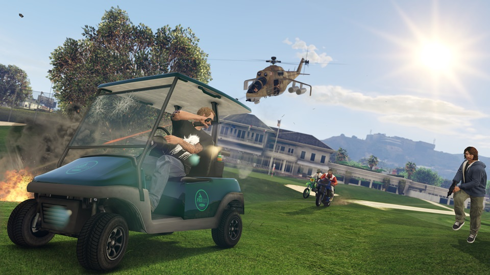 GTA 5 exploit could allow banned online players to return