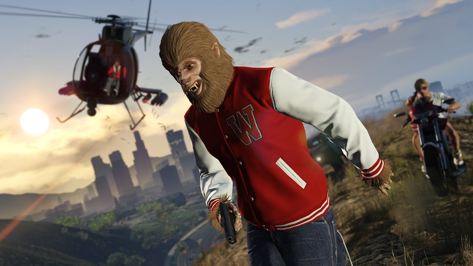 GTA Online: everything we know about the all new Freemode Events