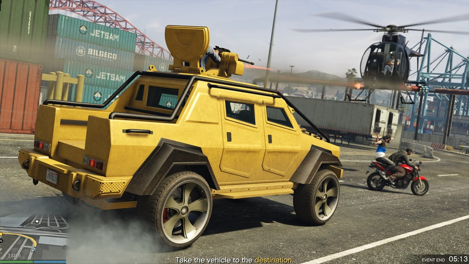 GTA Online fix tackles frame rate, bugs and freezing strippers - VG247