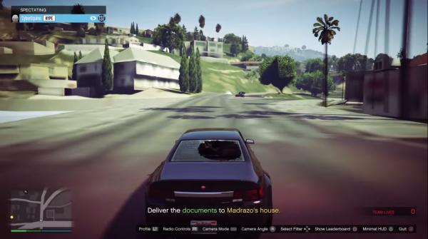Grand theft auto 5 n64 glitch