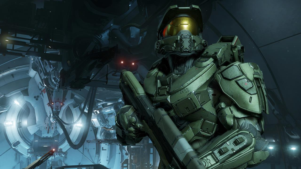 First images of Halo TV series leak online