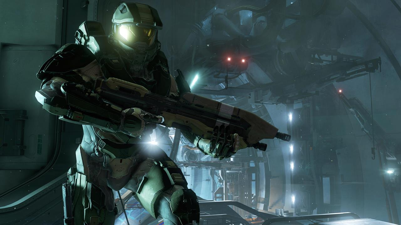 Master Chief will be a lead character in Showtime's Halo TV series