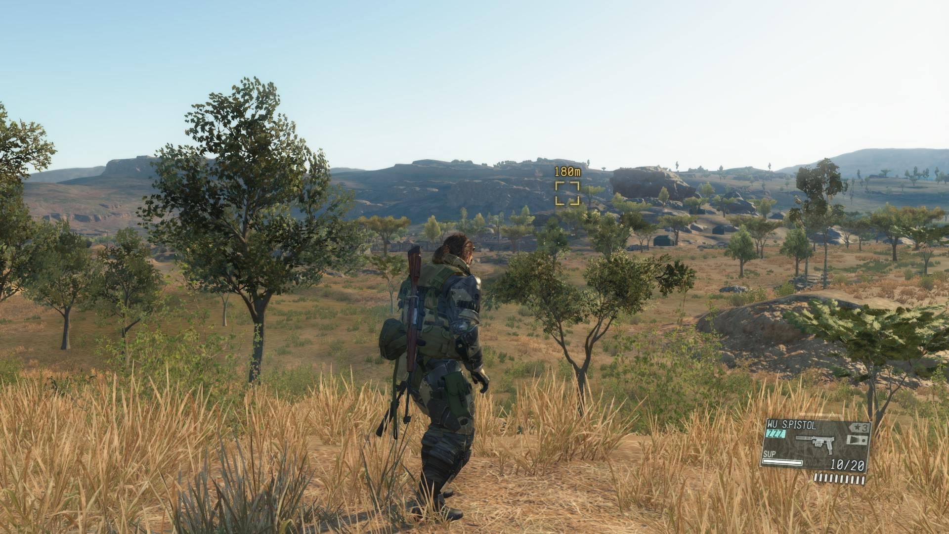 Metal Gear Solid 5: The Phantom Pain Episode 15 - Footprints