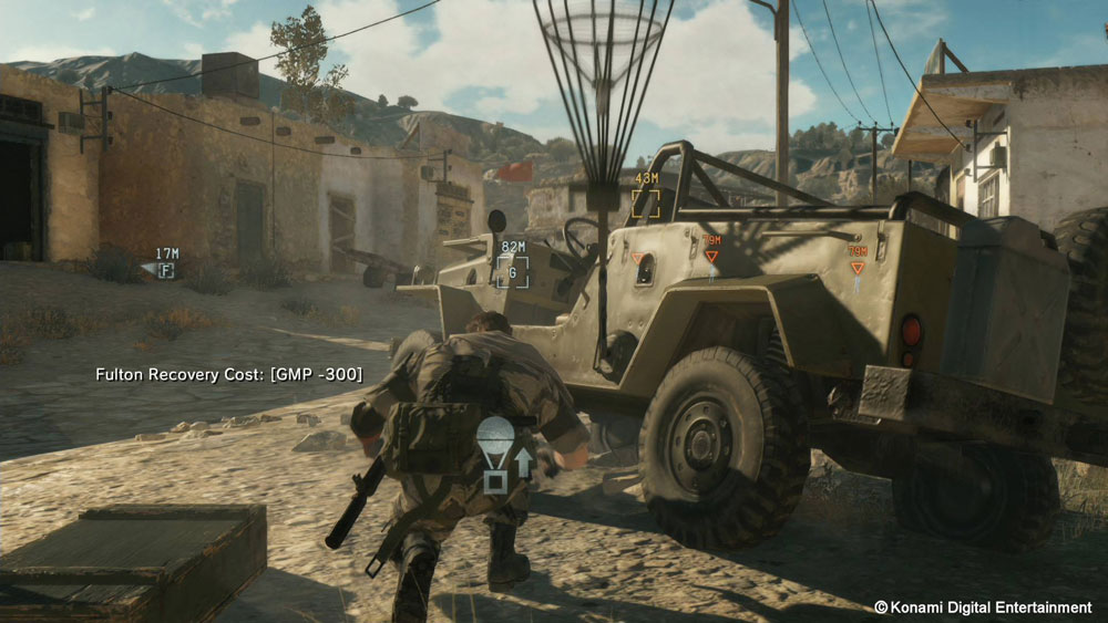 Metal Gear Solid 5 The Phantom Pain How To Get All 12 Acquired