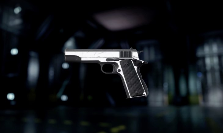 Blog Of Duty Cod Aw M1911 Review