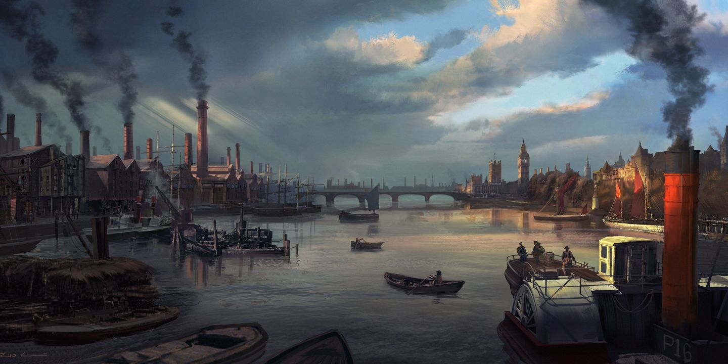 Assassin S Creed Syndicate Video Takes You On A Scenic Tour Of