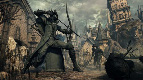 bloodborne the old hunters tgs 2015 6 600x337 - This week's best gaming deals: New Nintendo 2DS XL, Persona 3 & 5, GTA 5, and more