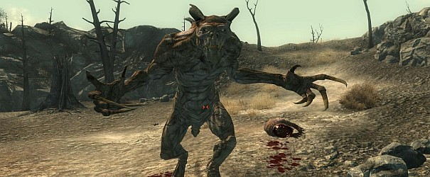 fallout 3 deathclaw