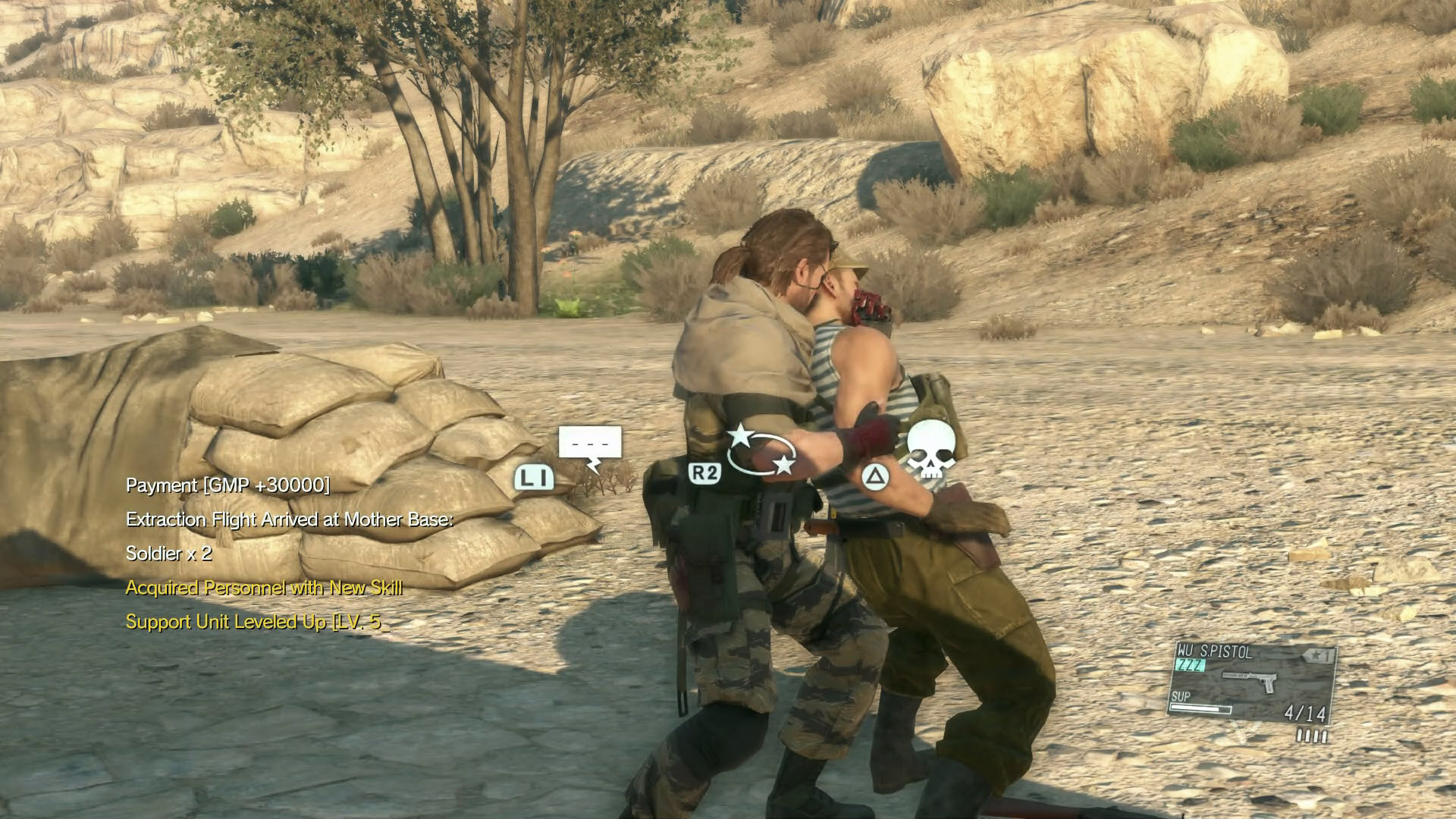 Metal Gear Solid 5: The Phantom Pain - how to unlock all