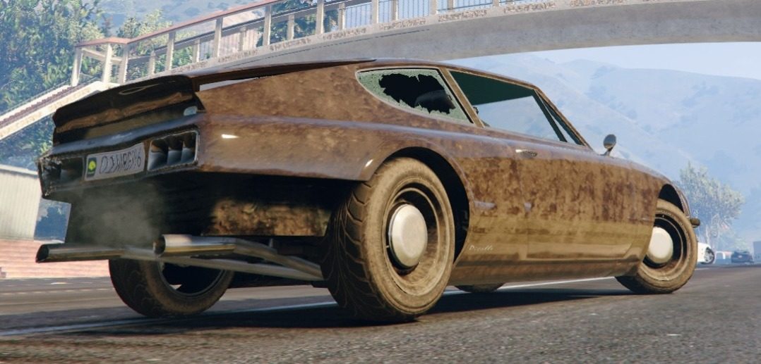 GTA 5: the 21 best vehicle mods - VG247