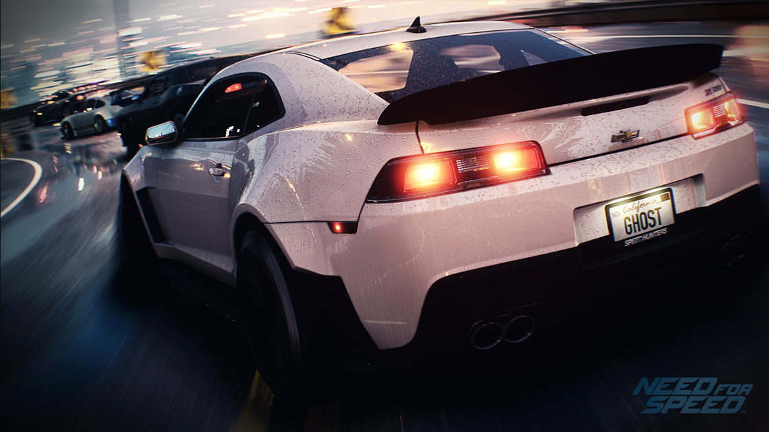 No paid dlc plans for need for speed, runs at 30fps on ps4 and.