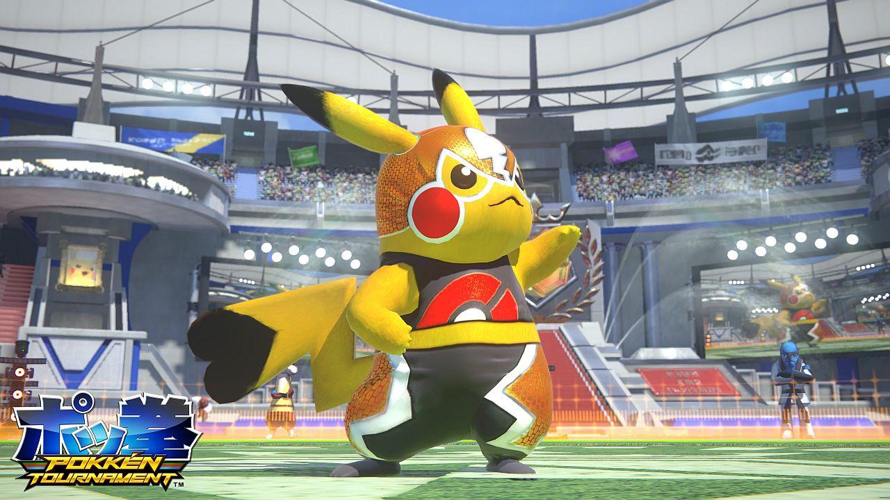 Tekken director keen to make another Pokemon fighting game with Pokken sequel