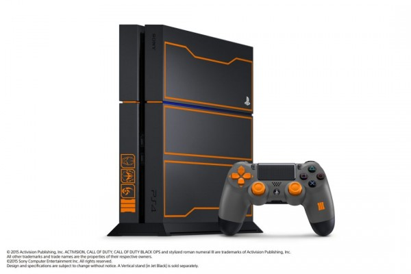 1tb Ps4 Call Of Duty Black Ops 3 Limited Edition Bundle Announced