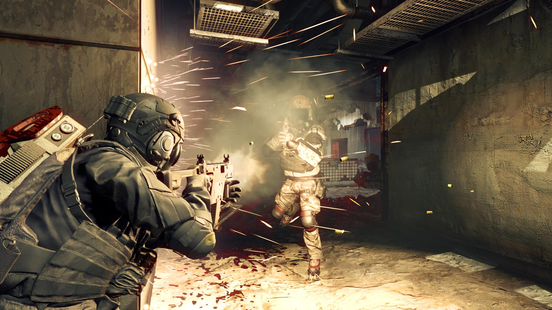 Resident Evil Umbrella Corps Is Set After Re6 And Won T Feature A Campaign Vg247