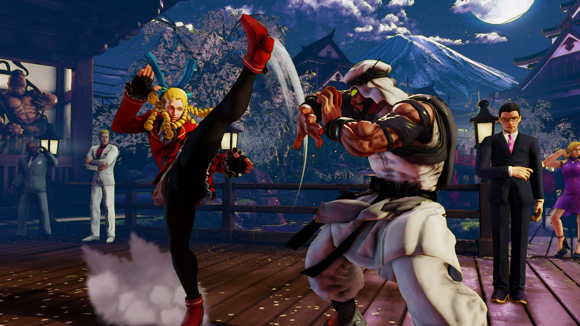 Second Street Fighter 5 beta dated, will test PC and PS4