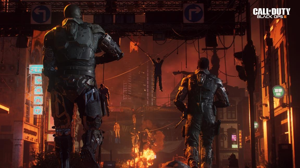 Why Call Of Duty Black Ops 3 S Entire Campaign Is Unlocked From