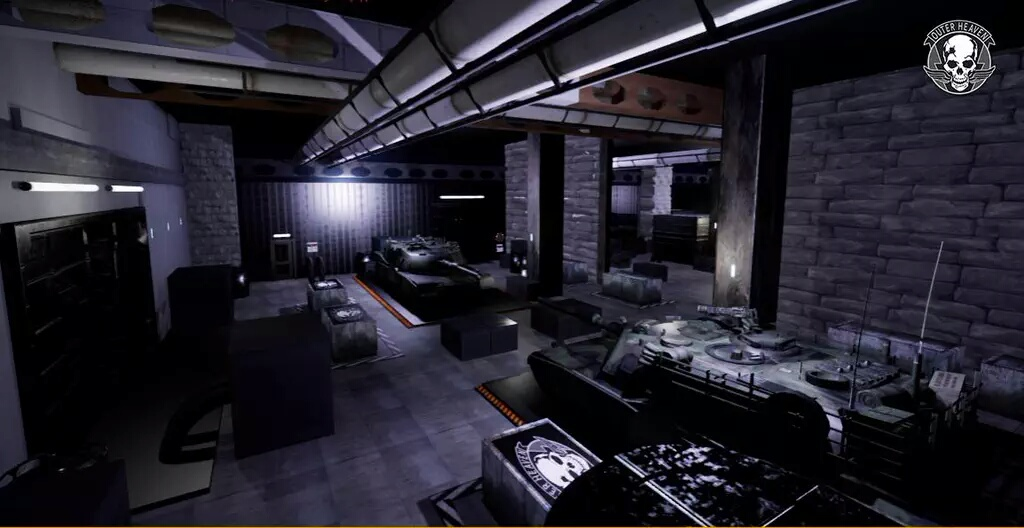 Fan project remakes original Meal Gear with Unreal Engine 4
