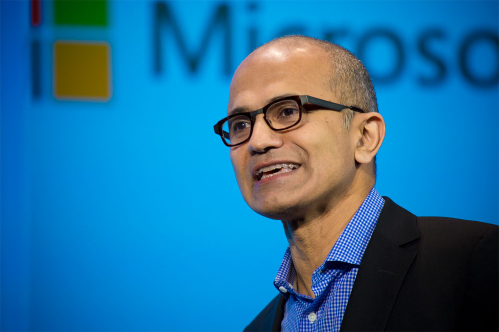 Decision to partner with Microsoft in cloud gaming and AI was all Sony's, says Microsoft CEO - VG247