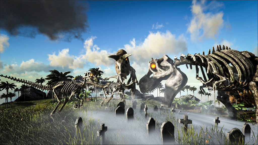 Top 12 Ark Survival Evolved Update - Gorgeous Tiny
