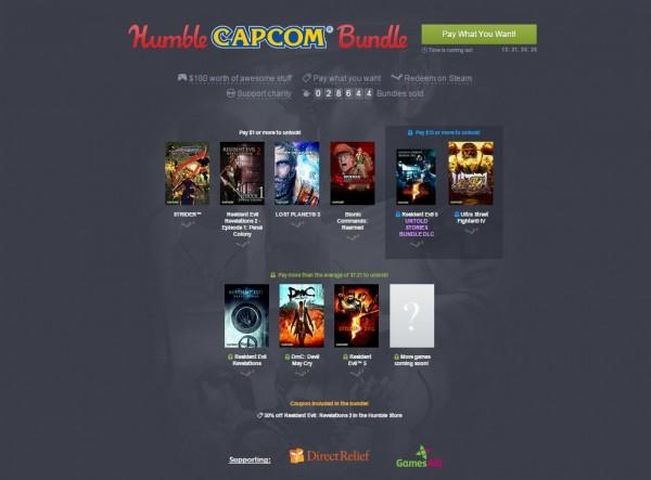 capcom_humble_bundle