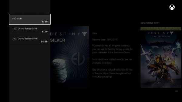 destiny_silver_pricing_uk