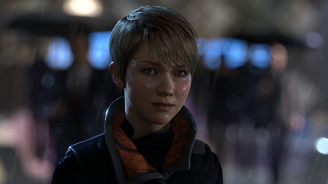 Become Human's new trailer offers a night to remember