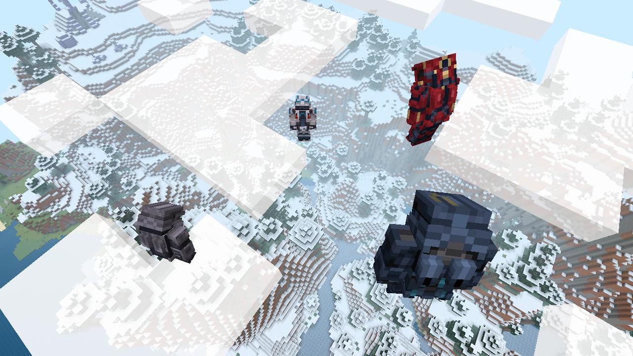 Halo S Master Chief And Locke Get Minecraft Skins VG - Skins para minecraft online