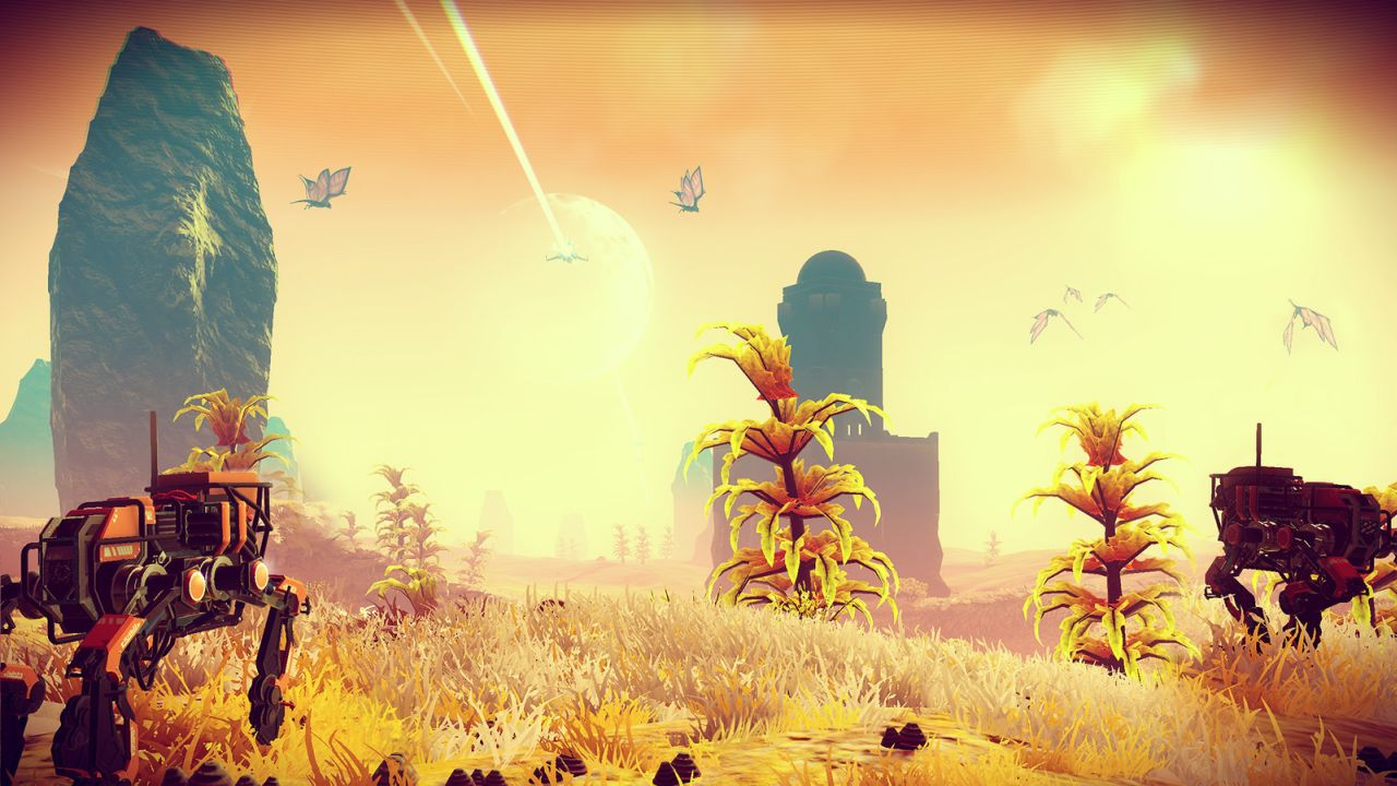 The best No Man's Sky mods: pretty it up, smooth it out and