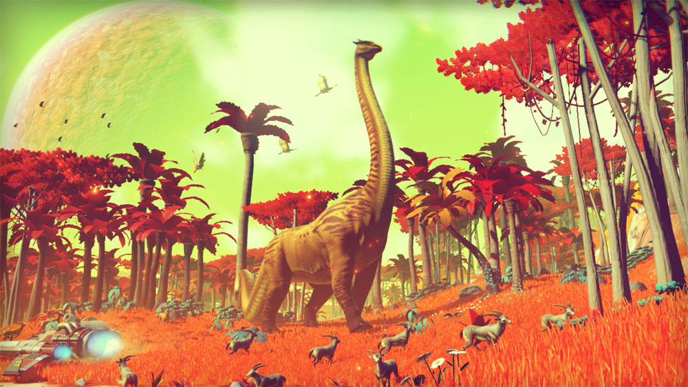 Could No Man's Sky Be Coming To Xbox One?