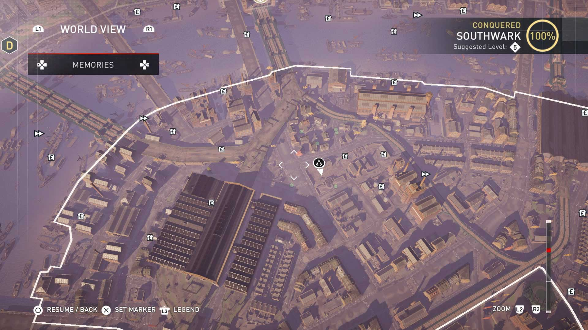 Assassin S Creed Syndicate Secrets Of London Visual Guide Vg247
