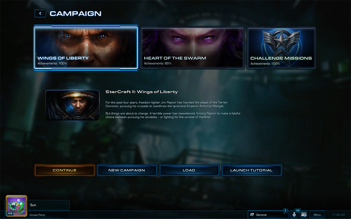 StarCraft 2's UI is getting an overhaul with Patch 3 0, old