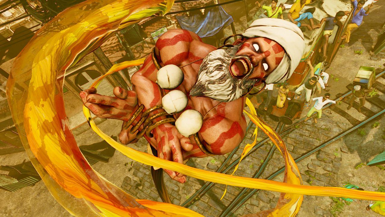 Capcom sorry for not communicating Street Fighter 5's Ibuki delay
