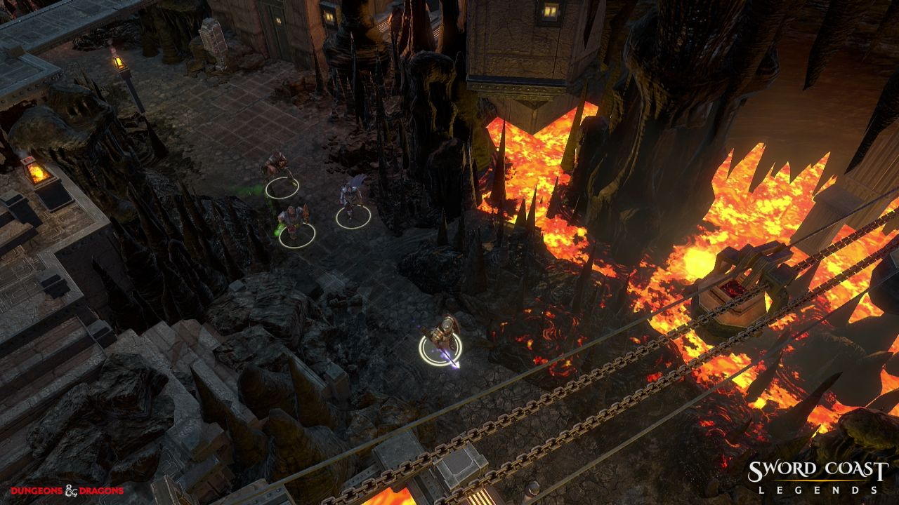 Dungeons & Dragons-based Sword Coast Legends out today on Linux, PC