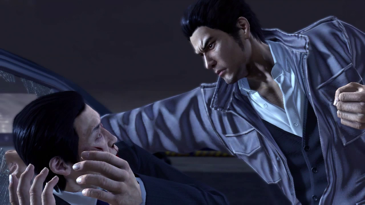 Yakuza 3-5 remasters are coming to PS4 starting with Yakuza 3 in August