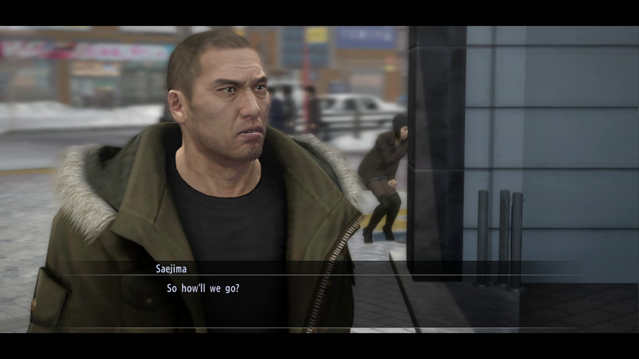 SEGA reveals what Yakuza 5's characters have been up to