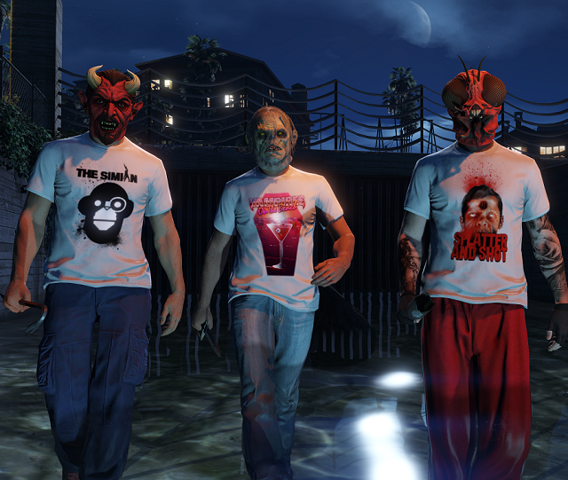 GTA Online Friday the 13th weekend event: bonus RP & GTA$, t ...